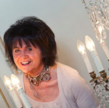 Author of Champagne & Chandeliers