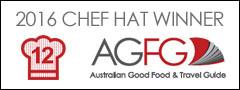AGFG JAM 2016 Chef Hat Winner