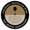australian wine list of the year awards-2016