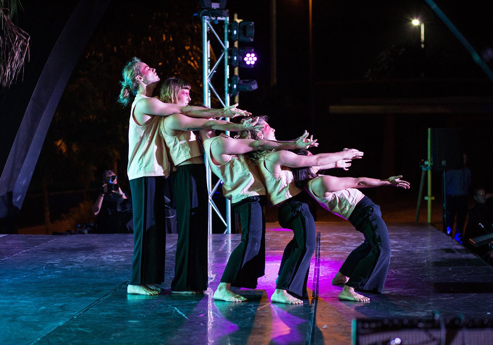Events by JAM - Dance North