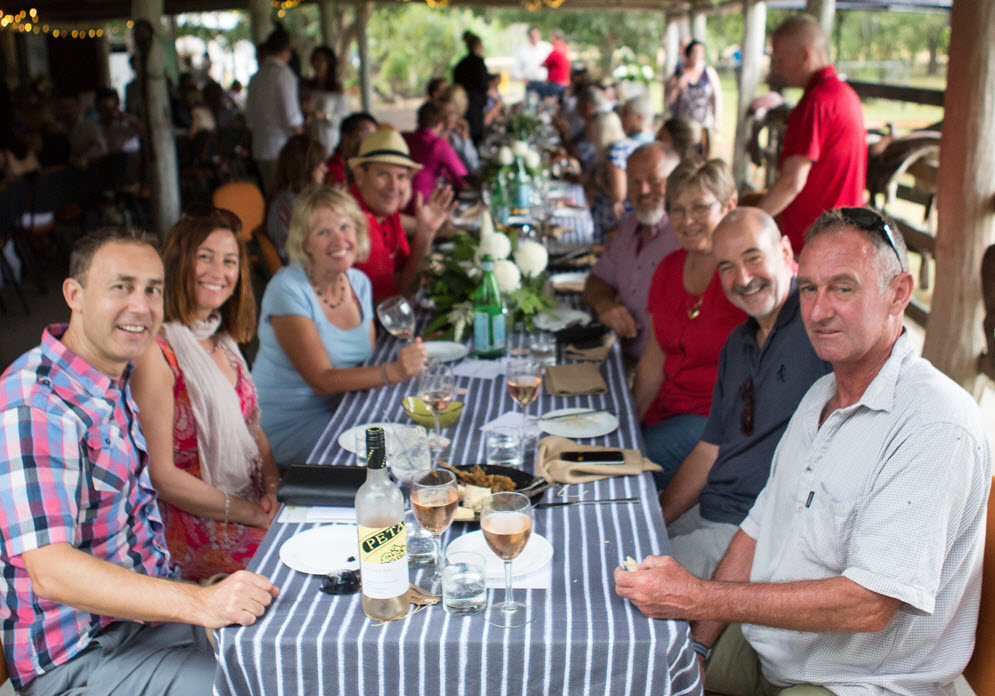 Events by JAM - Farm Luncheon