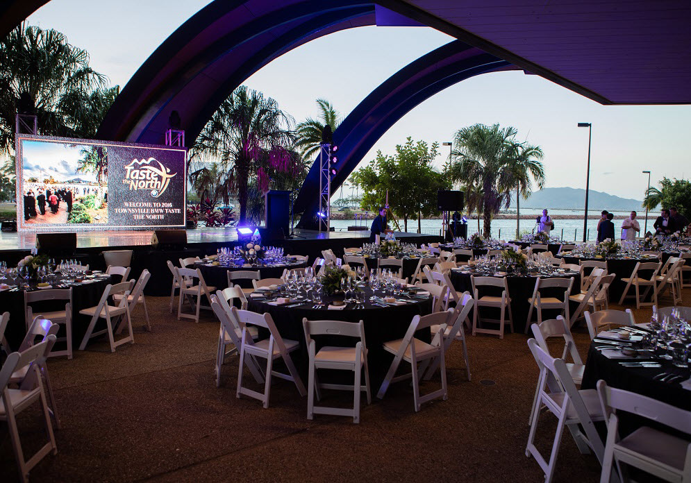 events by JAM - BMW TTN gala dinner 2016