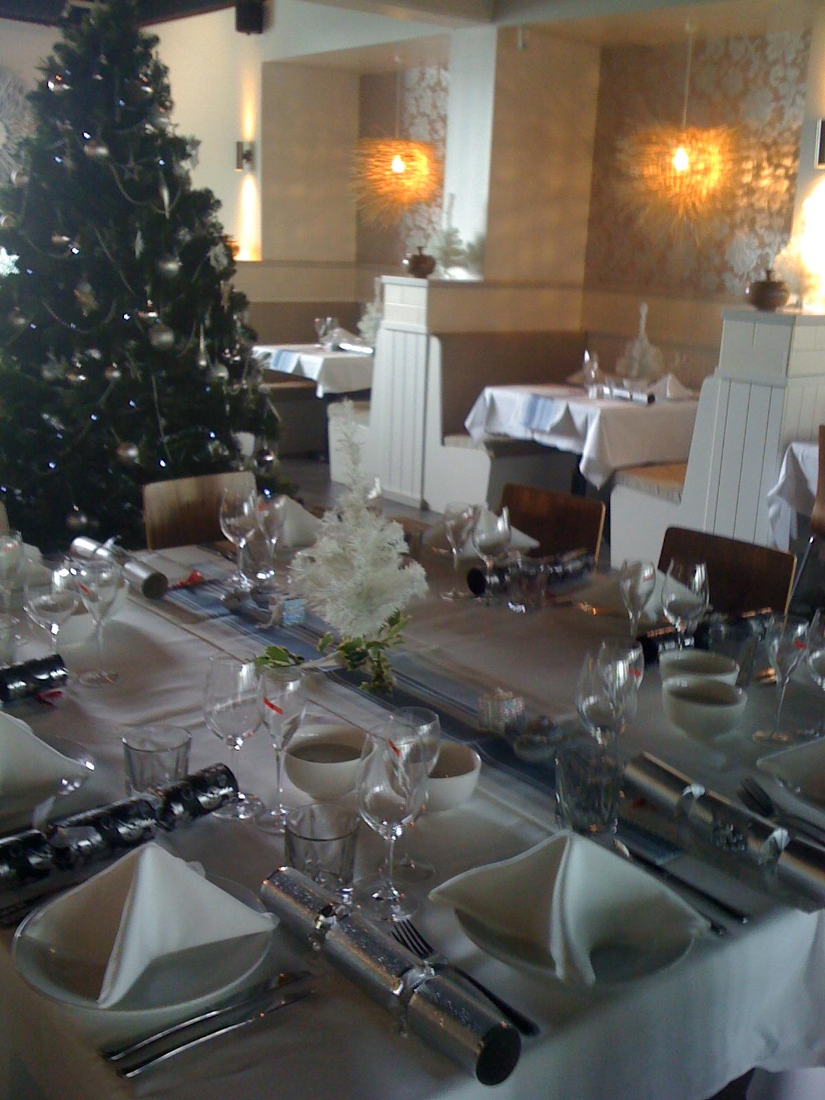 Christmas Dinner Townsville Restaurant
