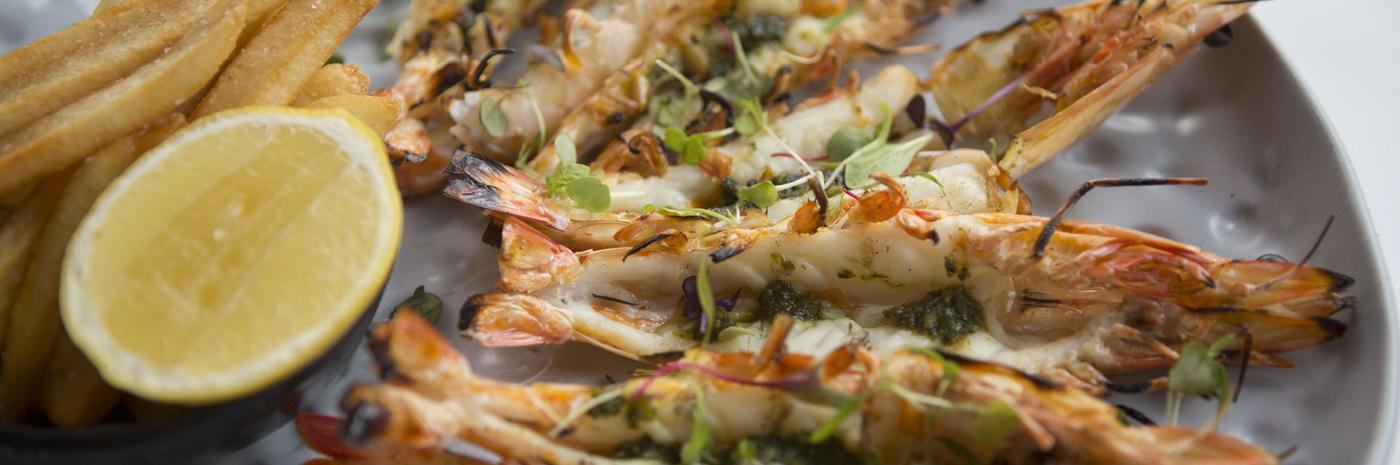 great lunch menu Jam Corner Restaurant Townsville