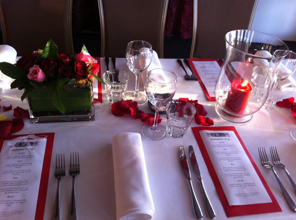 Valentines Day JAM Corner Restaurant Townsville