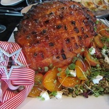 Christmas Glazed Ham Recipe from JAM Corner Restaurant Townsville