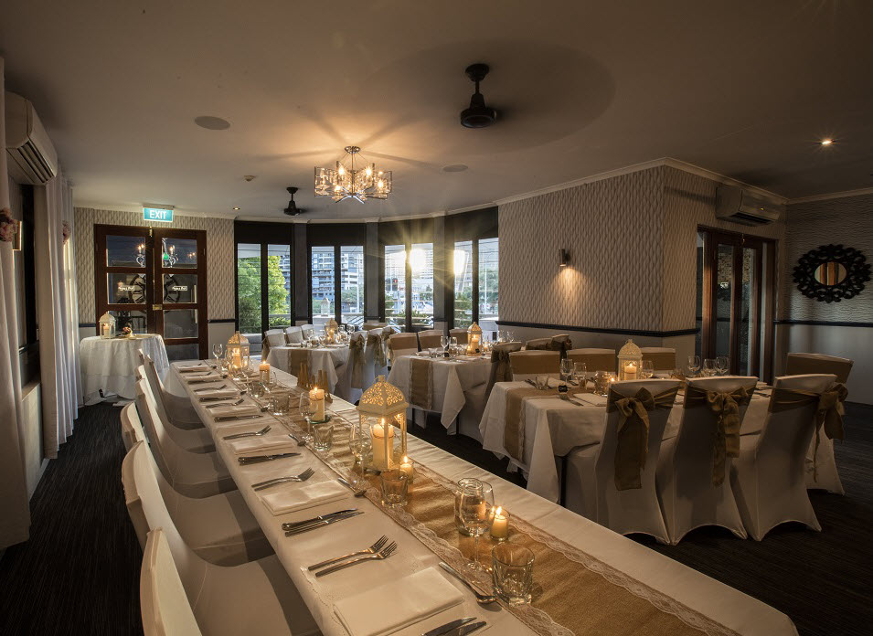 Function rooms for Weddings Townsville