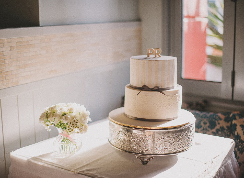 wedding cakes by JAM Townsville