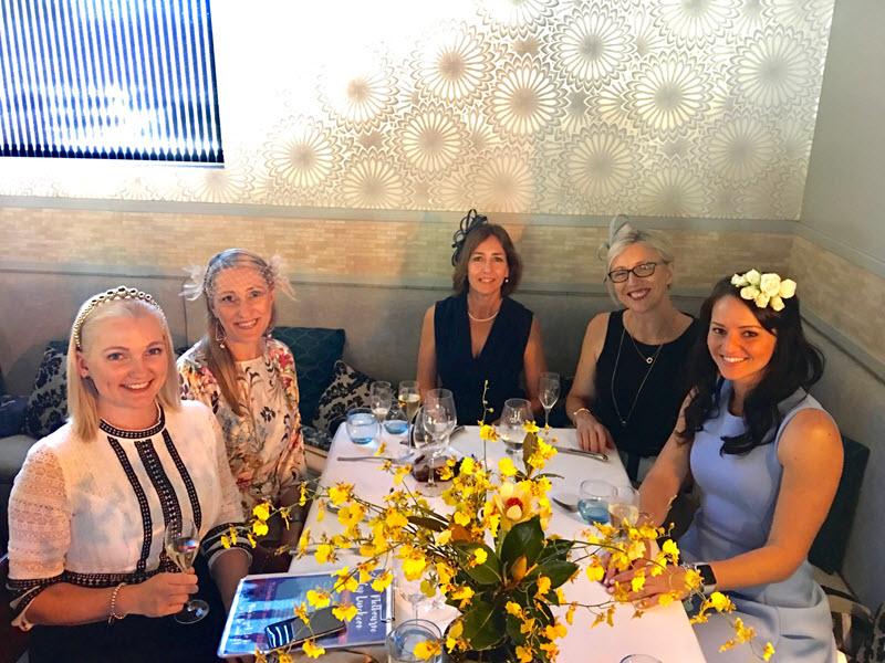2017 Melbourne Cup Fund Raising - JAM Restaurant Townsville
