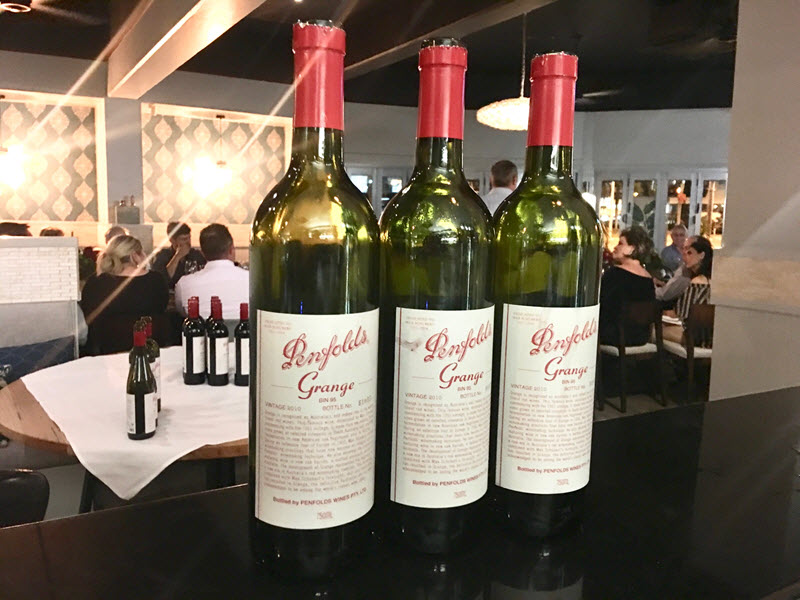 Penfolds Collection Degustation - Grange