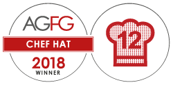 jam restaurant chef hat 2018