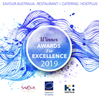 Winner AFE 2019 - Jam Restaurant Townsville