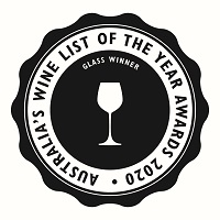 2020 Wine List of the Year Awards 1 Glass