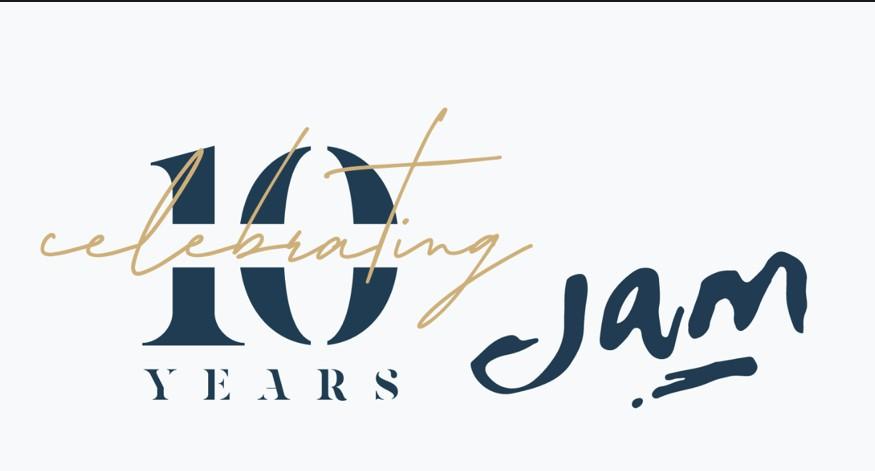 JAM Restaurant - 10 years